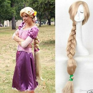 Accessories - Tangled rapunzel cosplay wig